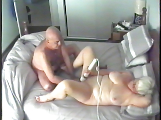 Amateur Big Tits Chubby Homemade Natural Older Toy Wife