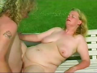 Chubby Outdoor  Shaved