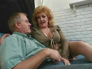 Handjob Older Wife