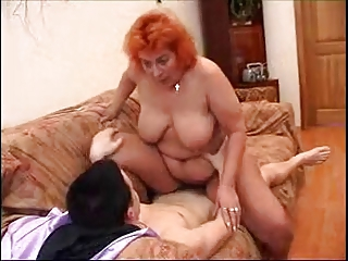 Amateur  Big Tits Mom Natural Old And Young Redhead Riding Russian