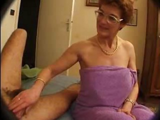 European French Glasses Handjob Mom Old And Young