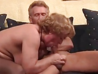 Blowjob European German Older