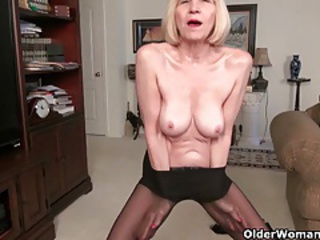 Pantyhose Skinny Stripper