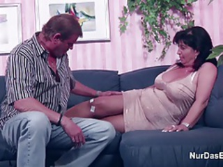 Casting European German Older Wife