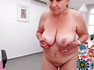 Big Tits Chubby Natural Solo Webcam