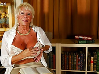 Big Tits Lingerie Stripper Teacher