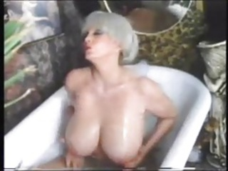 Bathroom Big Tits Mature Natural Pornstar Vintage