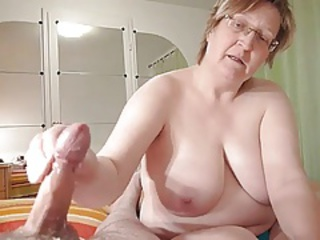 Amateur Big Cock Big Tits Chubby Glasses Natural Pov
