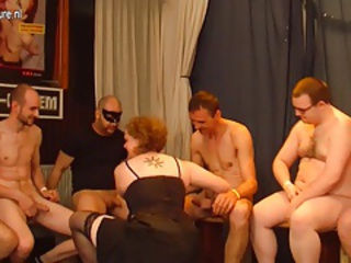 Amateur Gangbang Mature Tattoo Wife