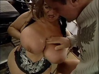 Big Tits Bus Cumshot Natural