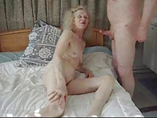 Amateur Blowjob Homemade Older Skinny Small Cock Small Tits Wife