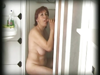 Amateur Blowjob Showers