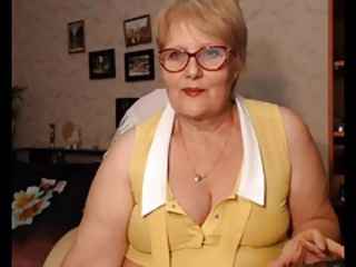 Chubby Glasses Solo Webcam
