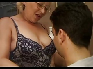 European Glasses Italian Lingerie Mom Old And Young Teacher