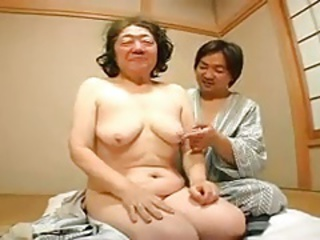 Asian Chubby Japanese Mom Old And Young