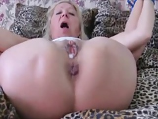 Close up Creampie European