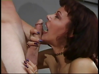 Blowjob Mature Office Secretary Vintage