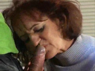 Blowjob Clothed European German