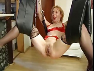 Amateur Fetish Fisting Homemade Mature Pussy Shaved Stockings