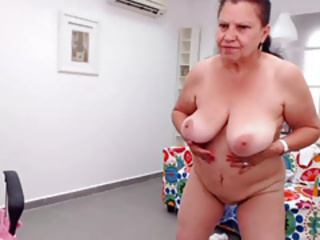 Big Tits Dancing Natural  Solo Webcam