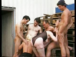 Blowjob Groupsex Old And Young Orgy