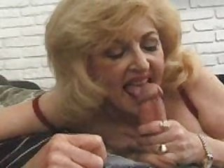 Blowjob Pornstar Vintage Wife