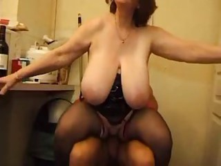 Amateur Big Tits Chubby Hardcore Homemade Natural Riding  Stockings