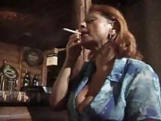 Big Tits Fetish Smoking Vintage