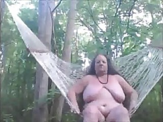 Amateur Big Tits Chubby Natural Nudist Outdoor