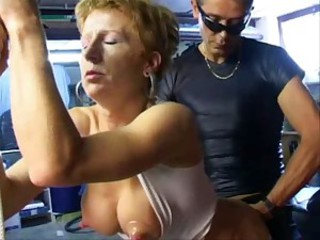 Doggystyle European French Mature Nipples