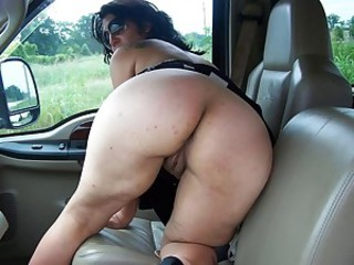 Amateur Ass Car Mature Wife