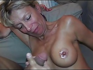 Amateur European French Mature Nipples