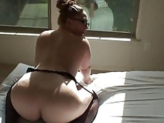 Amateur Ass Glasses Homemade Mature Wife