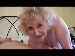 Amateur Homemade Older Wife