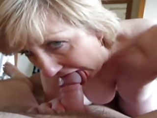 Amateur Blowjob Homemade Mom Pov Small Cock