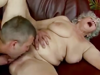 Licking Mom Old And Young Orgasm