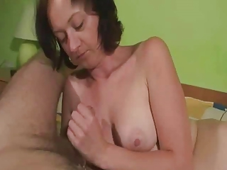 Handjob Mature Small Cock