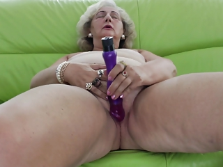 Dildo Masturbating Toy Wife