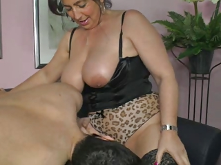 Big Tits European German Licking Mature Mom Natural Old And Young