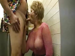 Blowjob Fishnet Natural