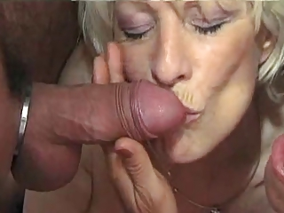 Blowjob European French
