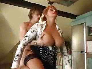 Big Tits Doggystyle Hardcore Natural Stockings