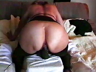 Amateur Ass Dildo Homemade Masturbating Toy