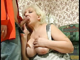 Big Tits Blowjob Mom Natural Old And Young Russian