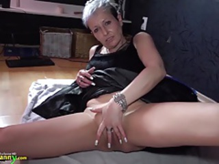 Masturbating Solo Wife