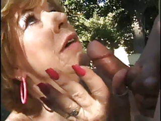 Big Cock Outdoor Pornstar