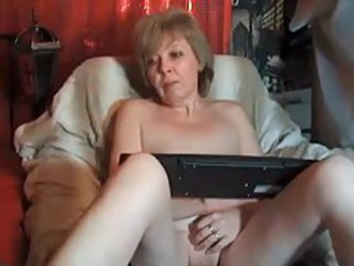 Masturbating Solo Webcam Wife