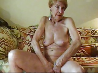 Masturbating Skinny Vintage Wife