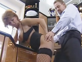 Big Cock Doggystyle European German Hardcore Kitchen Mom Old And Young