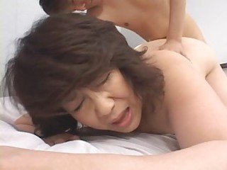 Asian Doggystyle Hardcore Japanese Mom Old And Young